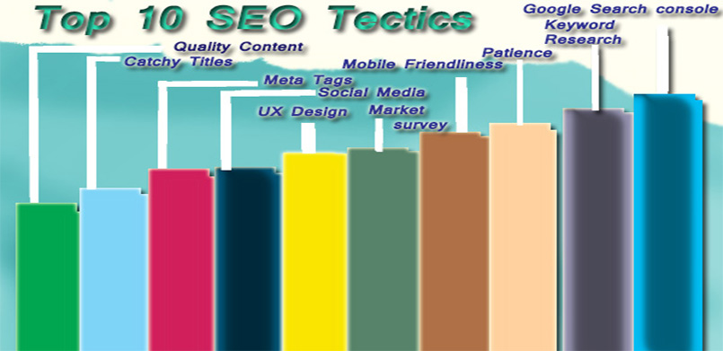 top 10 seo tactics 1