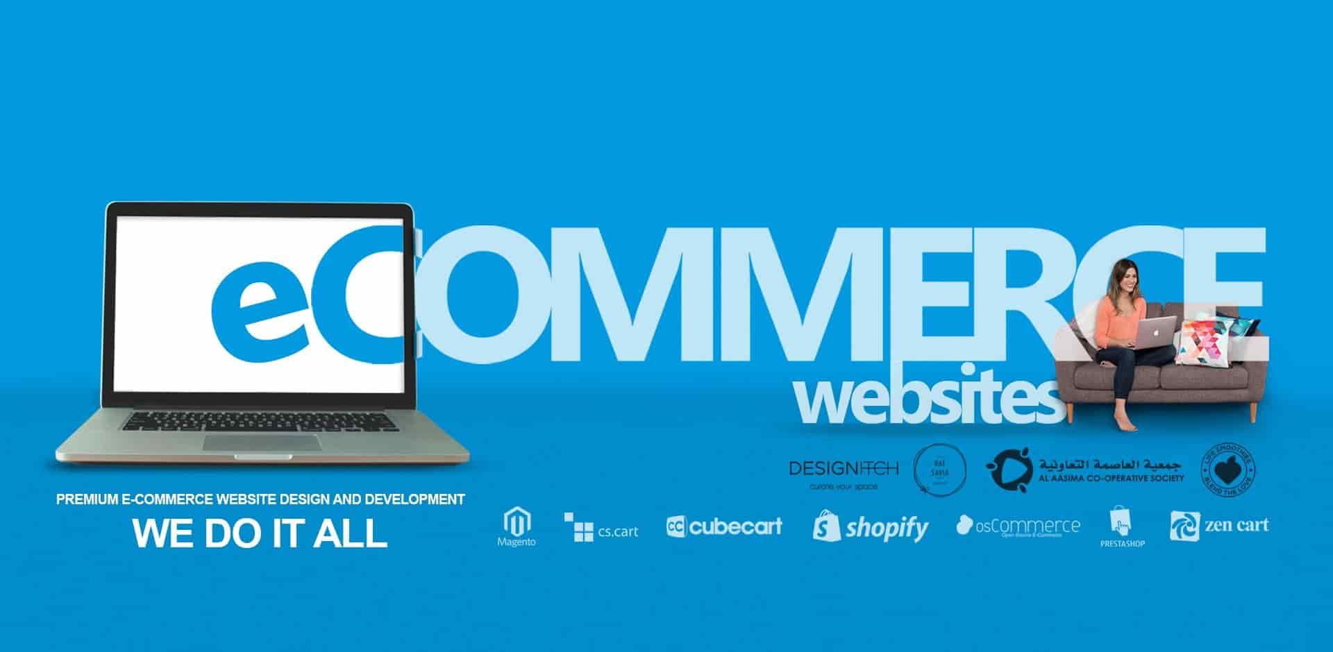 Pro Web Technos Banner (E-Commerce) 2