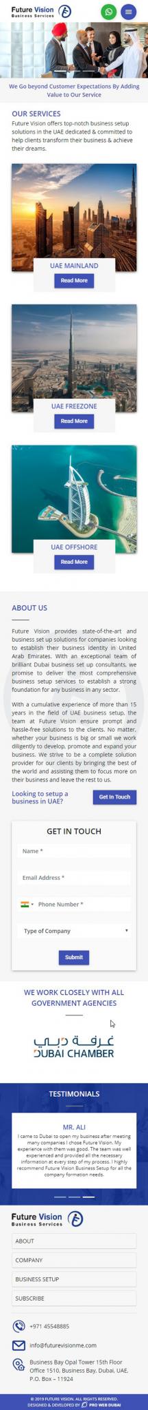 futurevisionme.com