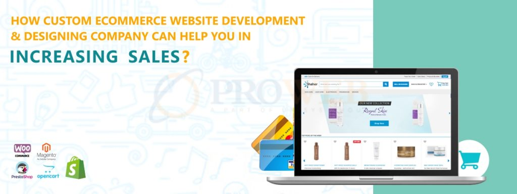 How Custom eCommerce Website Development