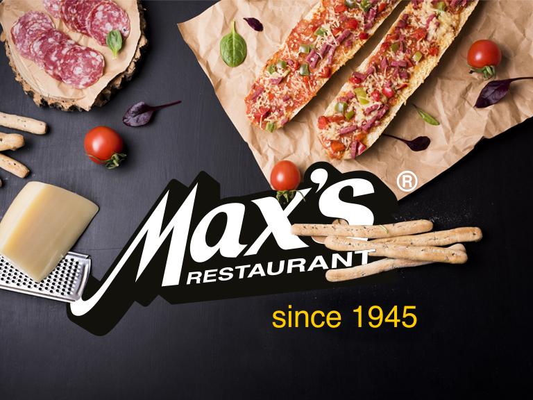 Pro Web-Unisys -Max's-Restaurant