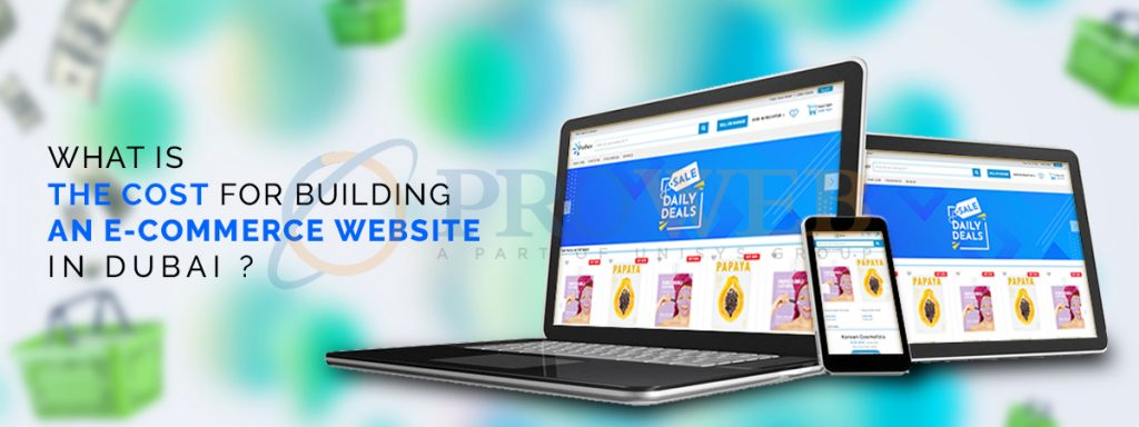 Ecommerce Website In Dubai