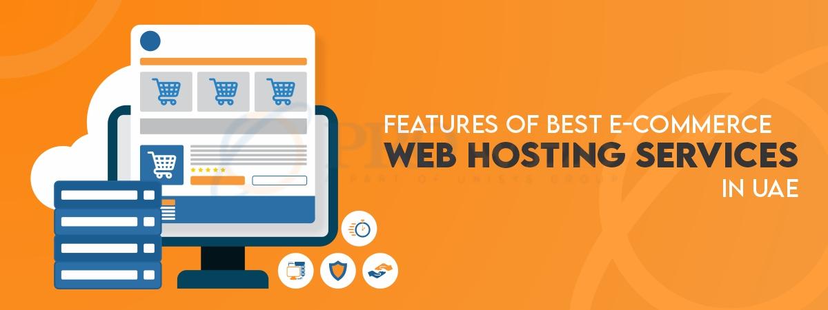 E-commerce Web Hosting Service
