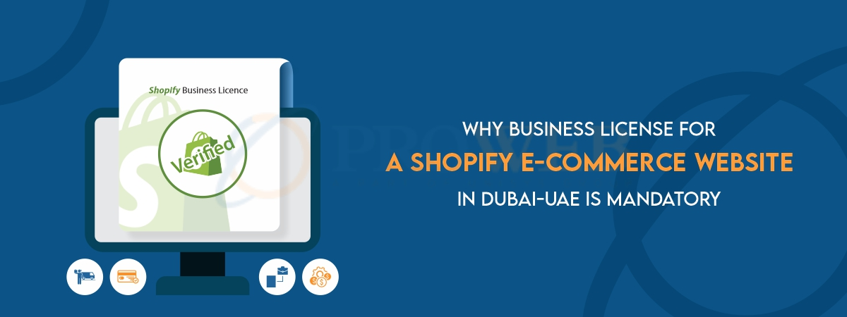 shopify uae license