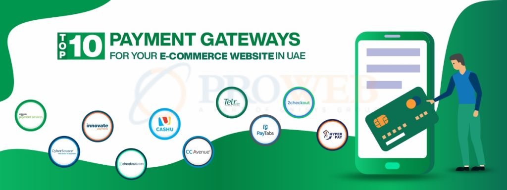 Top 10 Payment Gateways for Your E-Commerce Website