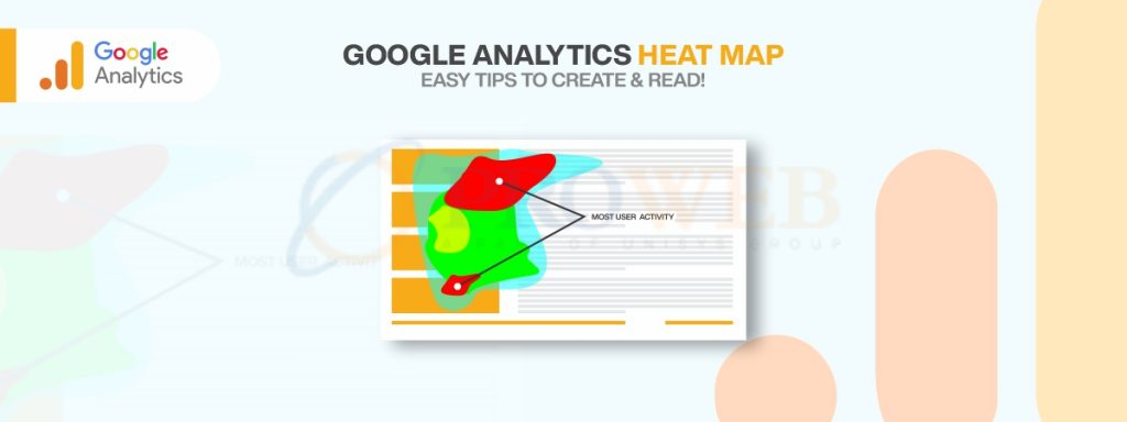 Google Analytics Heat map