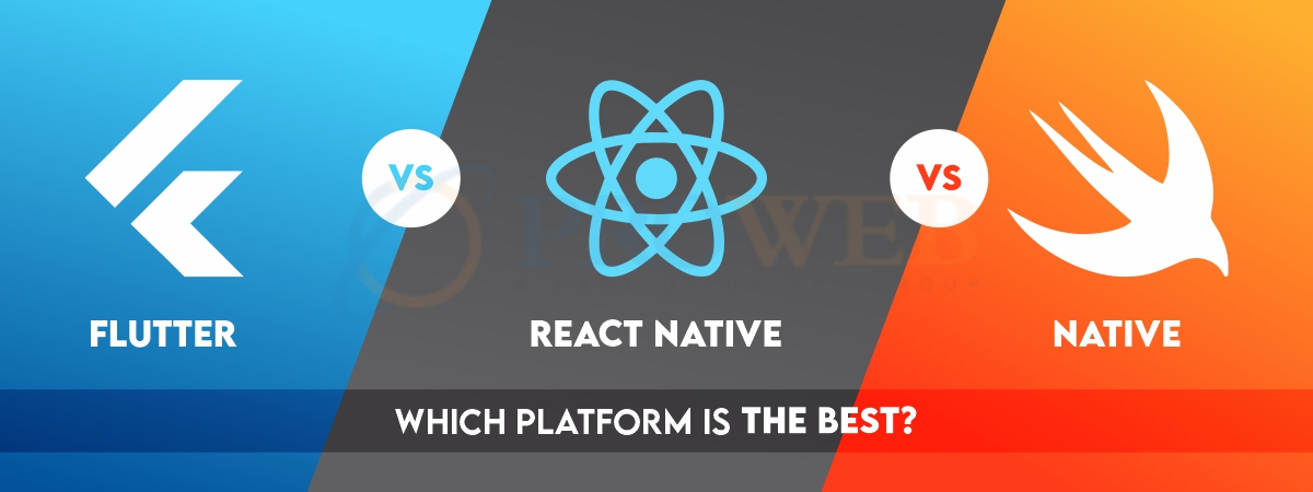 Flutter vs. React Native vs. Native Which Platform Is the Best