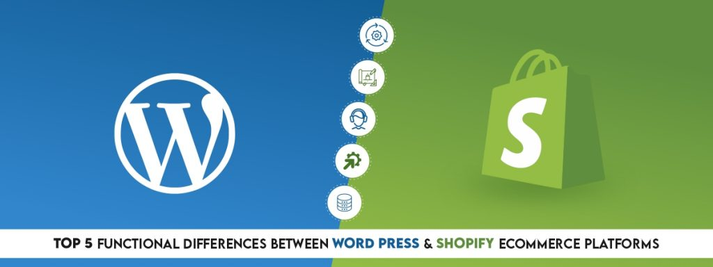 WordPress & Shopify Ecommerce Platforms