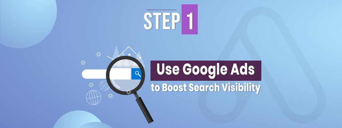 Use google ads