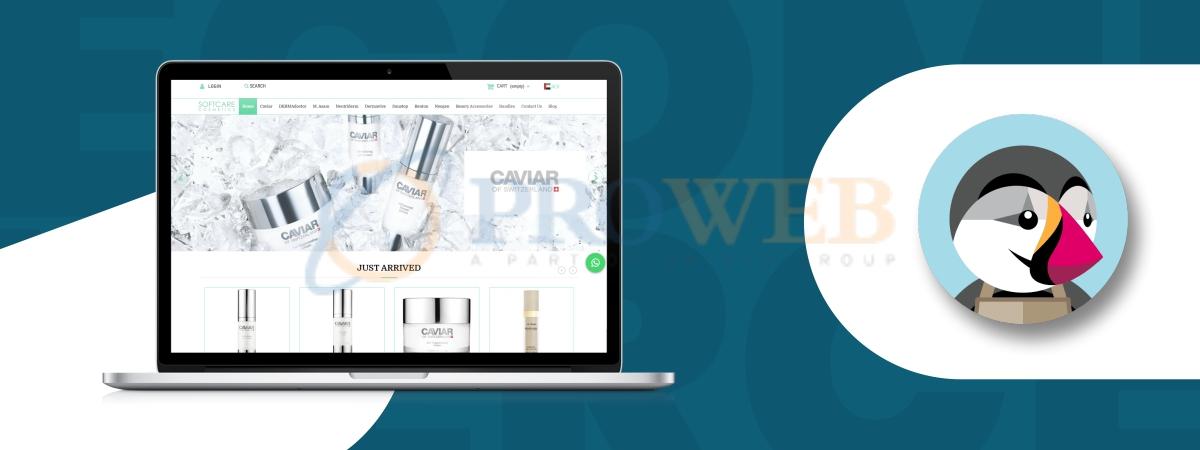 Best Ecommerce Development Platforms_prestashop