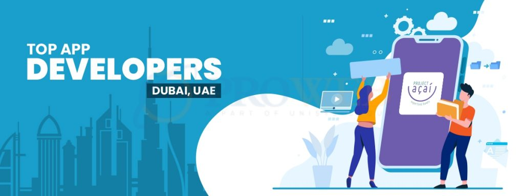 Top App Developers Dubai, UAE
