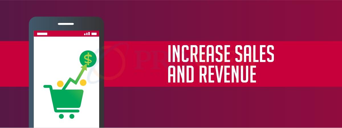 Increase Sales And Revenue