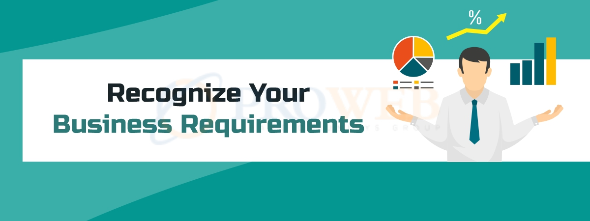 Recognize Your Business Requirements