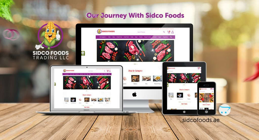 From Conceptualization To Implementation - Our Journey With Sidco Foods