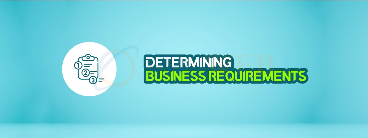 Determining business requirements
