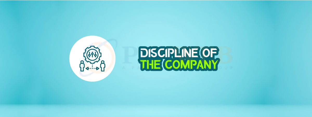 Discipline of the company