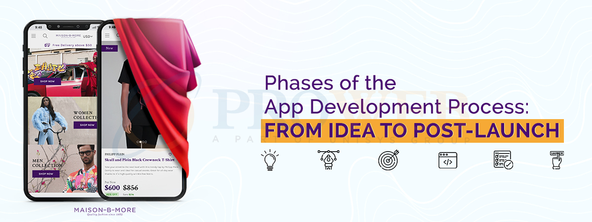 Phases of the App Development ProcessFrom Idea to PostLaunch