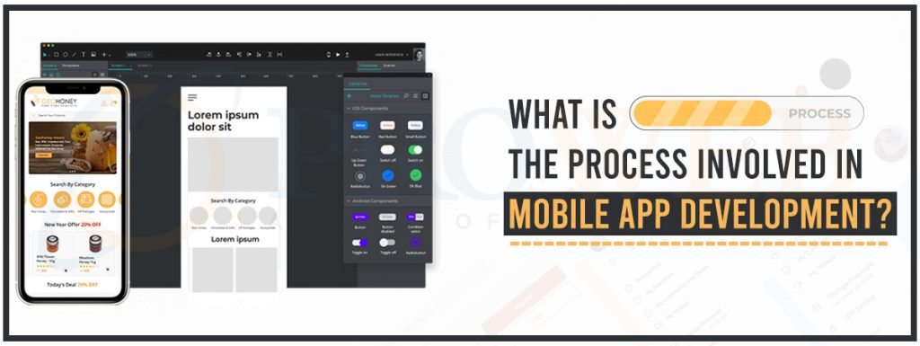 What Is The Process Involved In Mobile App Development