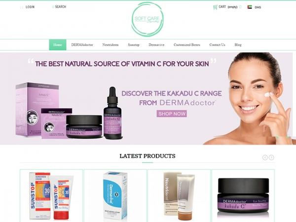 softcarecosmetics.com