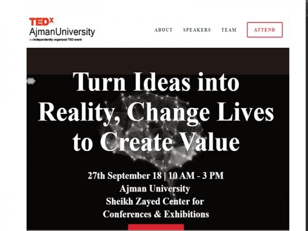 Tedx Ajman University