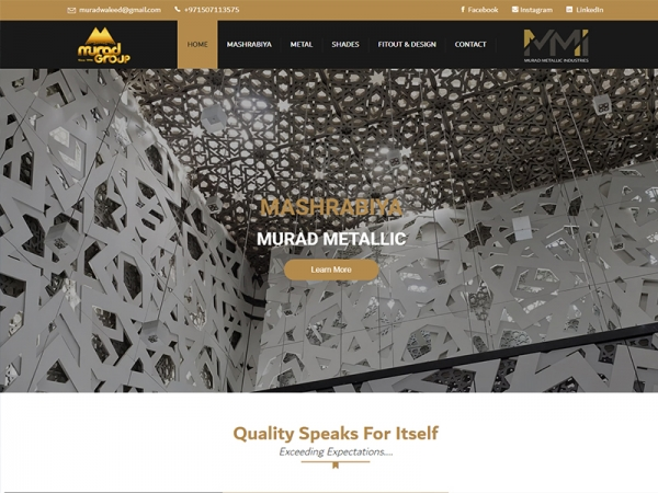 muradmetal.com